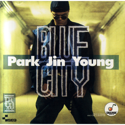 Park Jin Young – Vol.1 Blue City