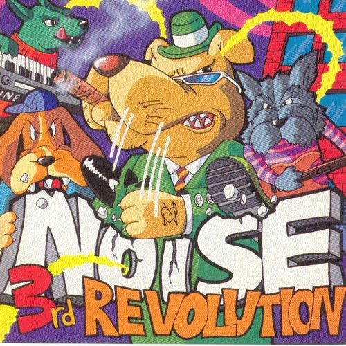 NOISE – Noise 3rd Revolution (FLAC)