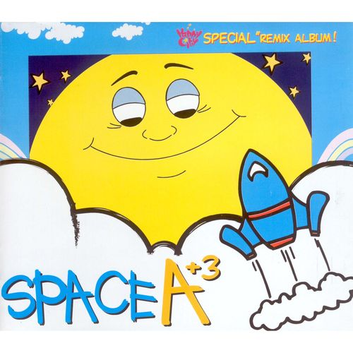 Space A – Special Remix Album!