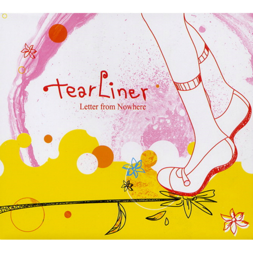 Tearliner – Letter From Nowhere – EP