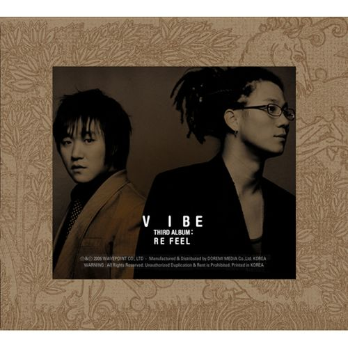 Vibe – Vol.3 Re – Feel (ITUNES MATCH AAC M4A)