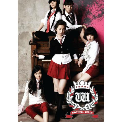 Wonder Girls – The Wonder Begins – EP (ITUNES PLUS AAC M4A)