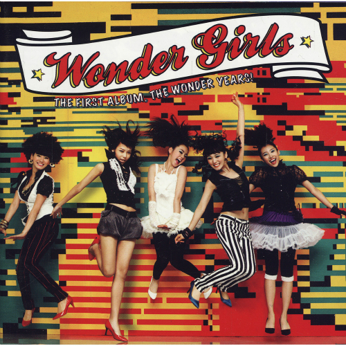 Wonder Girls – The Wonder Years (ITUNES MATCH AAC M4A)