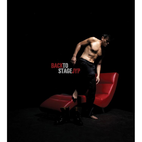 Park Jin Young – Vol.7 Back To Stage