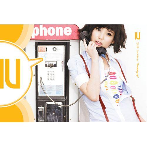 [Album] IU – Vol.1 Growing Up [FLAC + ITUNES]