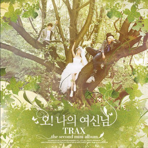 TRAX – Oh! My Goddess – EP