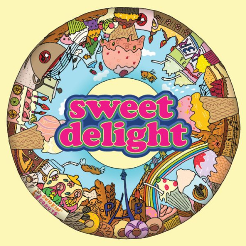 [Single] Jessica Jung – Sweet Delight (FLAC + ITUNES PLUS AAC M4A)
