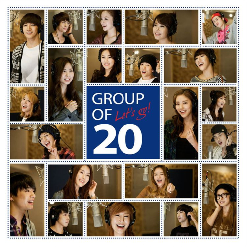 [Single] Various Artists – Group Of 20 (FLAC)