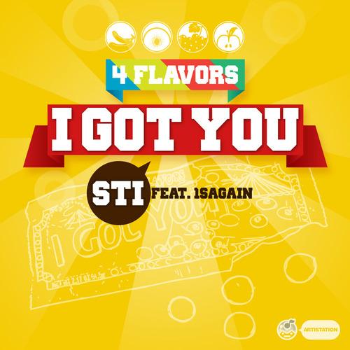 [Single] STi – I Got You 4 Flavors