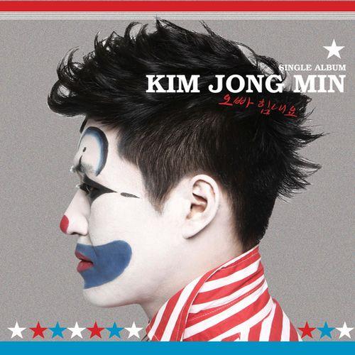 Kim Jong Min – Oppa Find Strength – Single