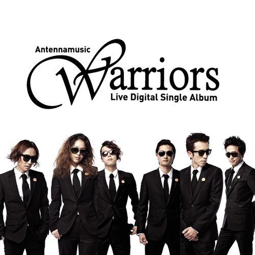 Various Artists – Antenna Music Warriors