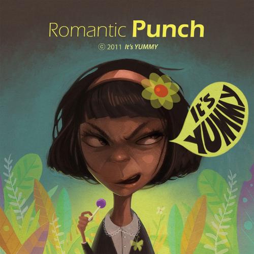 Romantic Punch – It`s Yummy – EP