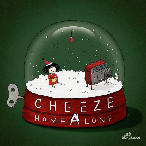 [Single] CHEEZE – Home Alone