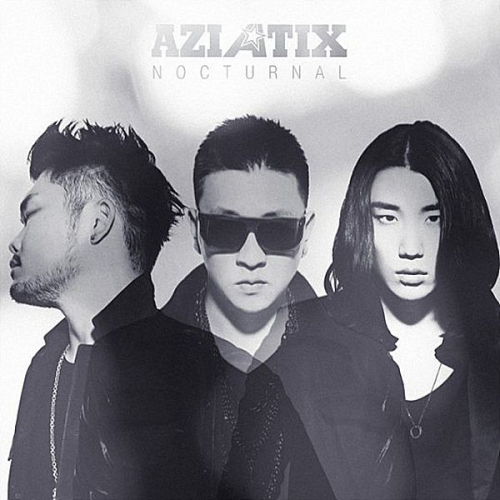 AZIATIX – Nocturnal (Japan Deluxe Edition) (ITUNES PLUS AAC M4A)