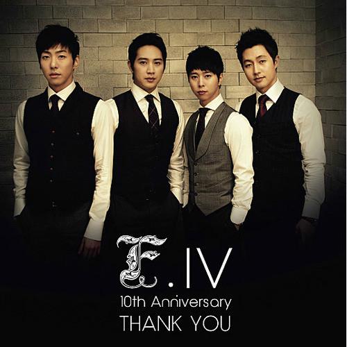 F-IV – Thank You – Single