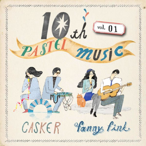 [Single] Casker, Fanny Fink – Ten Years After : 1st Single (10 Anniversary Pastel Music)