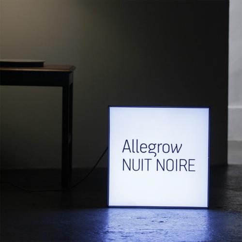 Allegrow – Nuit Noire – EP