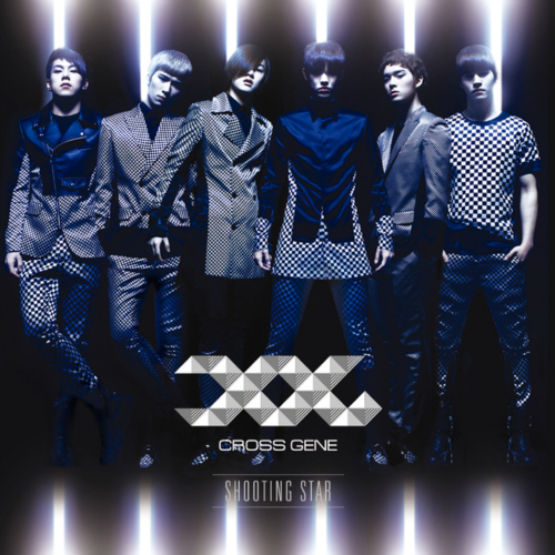 CROSS GENE – Shooting Star – EP