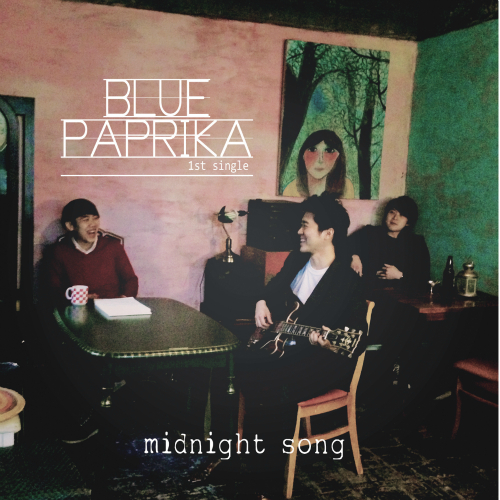 [Single] Bluepaprika – Midnight Song