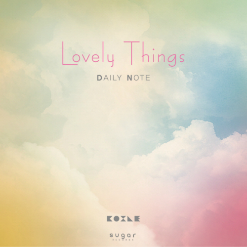 [Single] DailyNote – Lovely Things