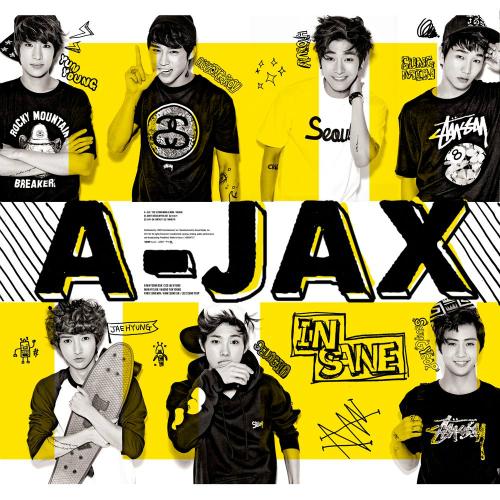 A-JAX – A-Jax 2nd Mini Album `Insane` (ITUNES MATCH AAC M4A)
