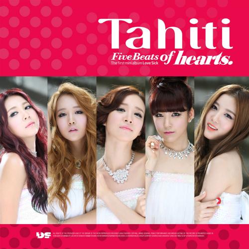 [EP] TAHITI – Five Beats Of Hearts
