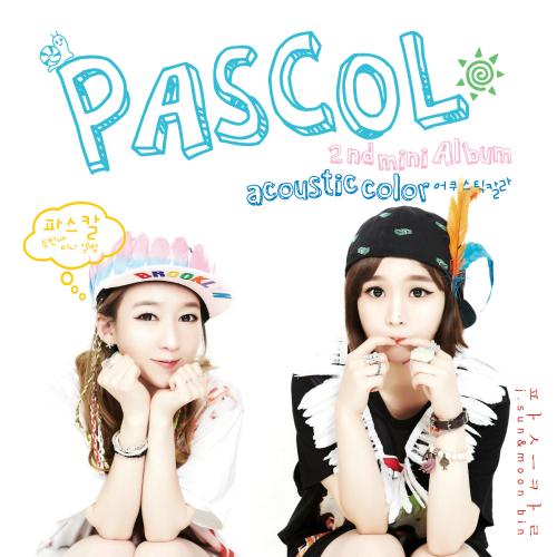 [EP] PASCOL – Acoustic Color