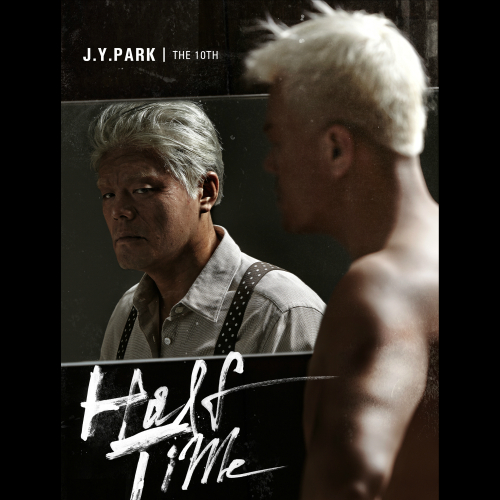 Park Jin Young – Halftime – EP