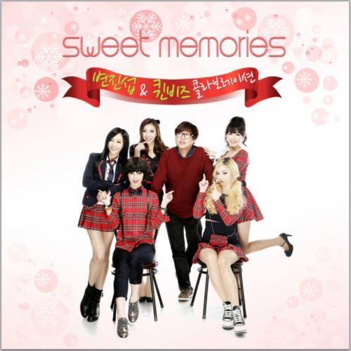 Byun Jinsub, Queen B'Z – Sweet Memories -EP