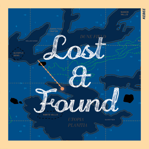 Kebee – Lost & Found (ITUNES MATCH AAC M4A)