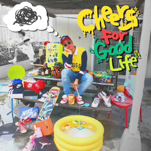 [Single] Song Rapper – Cheers For Good Life