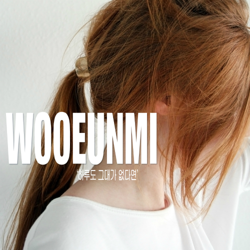 [Single] Woo Eun Mi – 하루도 그대가 없다면