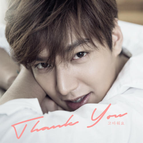 [Single] Lee Min Ho – Thank You (ITUNES PLUS AAC M4A)