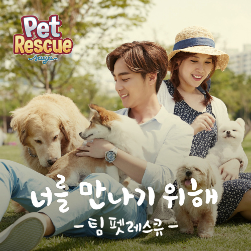 [Single] Roy Kim, Bae Da Hae – Pet Rescue
