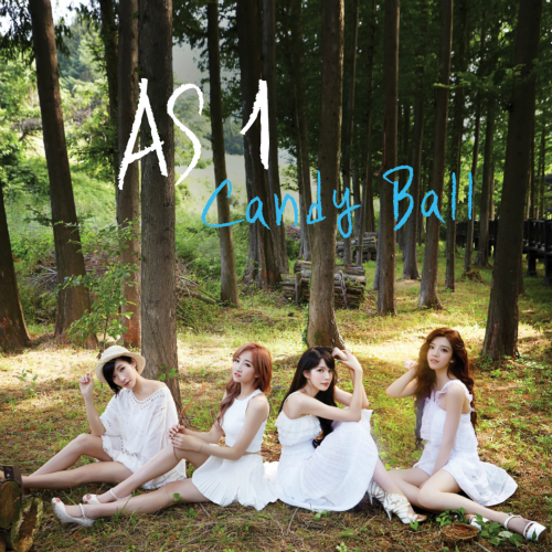 [Single] AS1 – Candy Ball