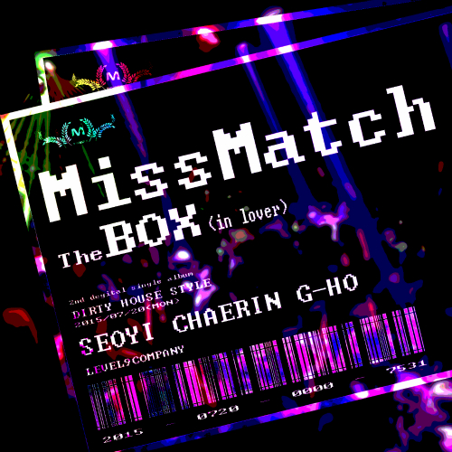[Single] MissMatch – In Lover