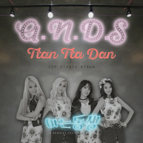 [Single] ANDS – Ttan Tta Dan