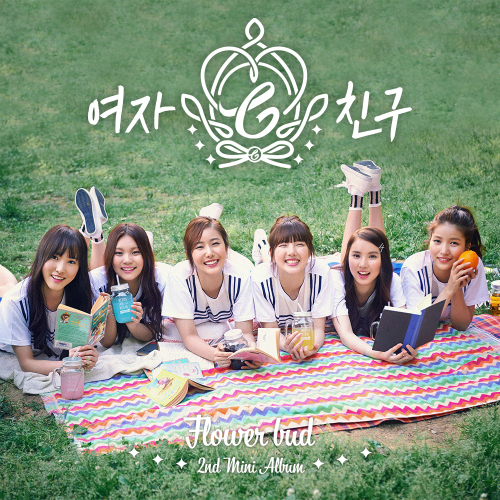 GFRIEND – 2nd Mini Album `Flower Bud` (FLAC + ITUNES PLUS AAC M4A)