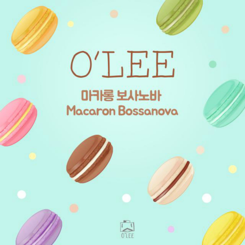 [Single] O`Lee – Macaron Bossanova