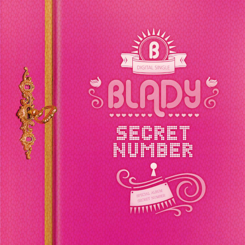 [Single] Blady – Secret Number