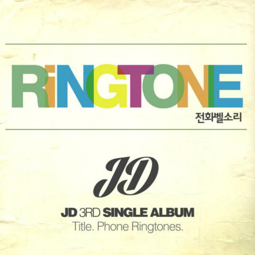 [Single] JD – Phone Ringtones