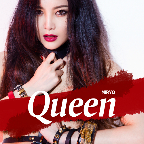 [Single] Miryo – QUEEN