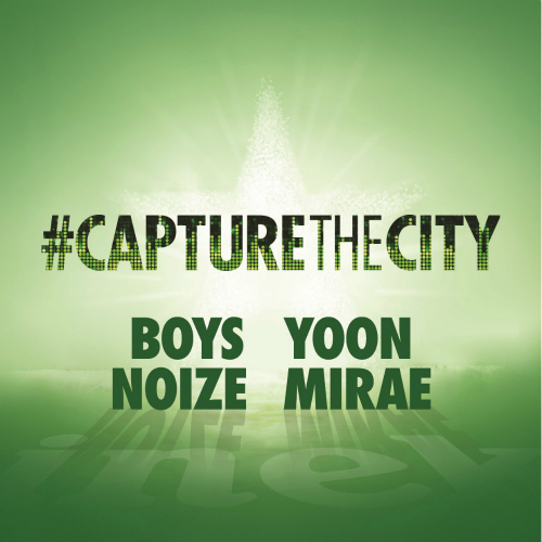 [Single] Yoon Mi Rae, Boys Noize – #Capture The City