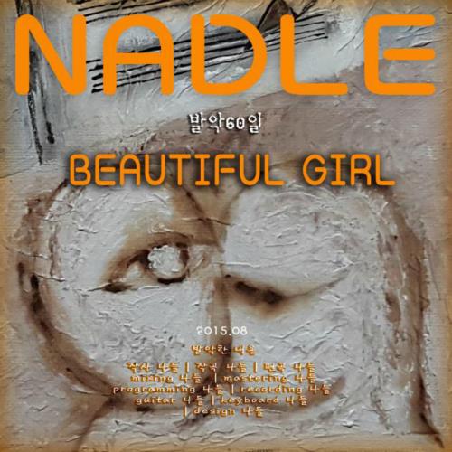 [Single] NADLE – 나들의 발악 60일 – Beautiful Girl