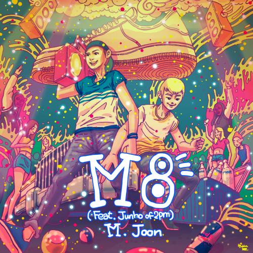 [Single] M.Joon – M8