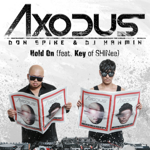 [Single] AXODUS – Hold On (Feat. Key Of SHINee)