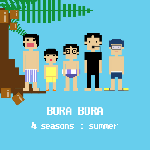 [Single] Borabora – 4 Seasons : Summer