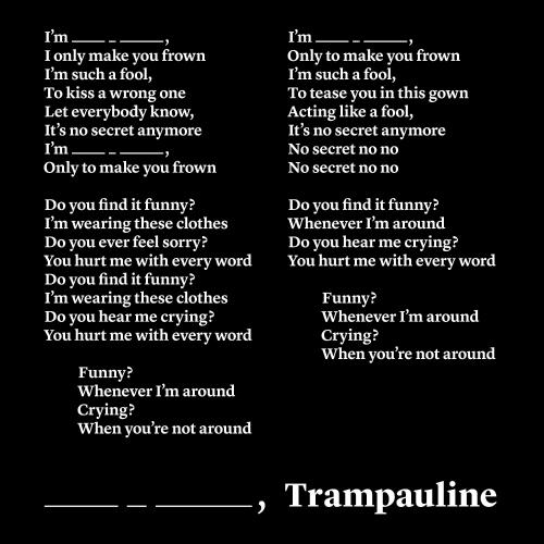 [Single] Trampauline – Such A Clown