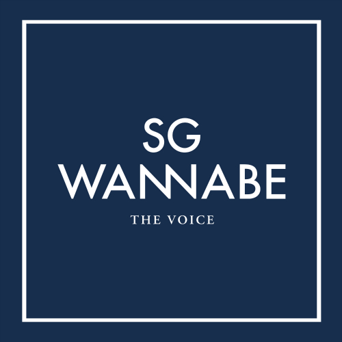 SG WANNABE – THE VOICE – EP