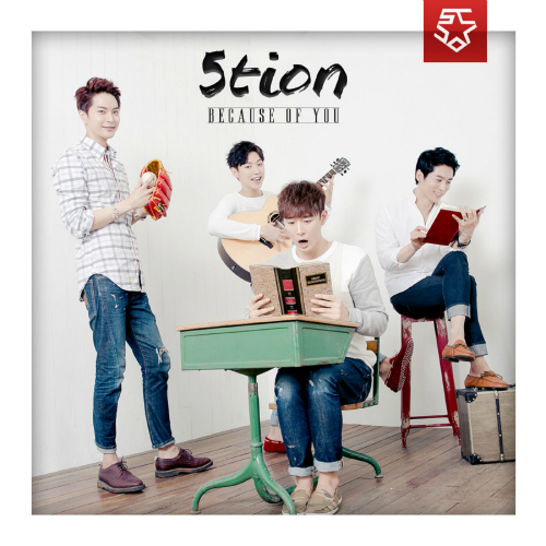 [Single] 5tion – Because Of You